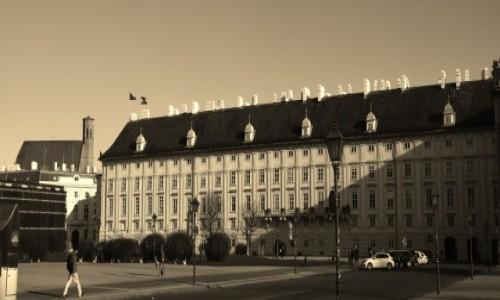 Zdjecie AUSTRIA / Stolica / Wiedeń / Hofburg