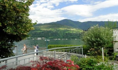 AUSTRIA / Kraj Salzburski / Zell am See / Lato w Alpach