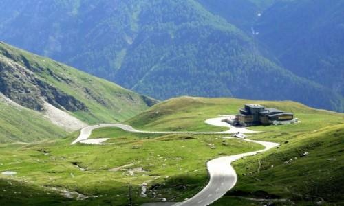 Zdjecie AUSTRIA / Kraj Salzburski / Park Narodowy Wysokie Taury / Lato w Alpach