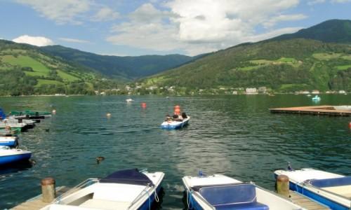 Zdjecie AUSTRIA / Kraj Salzburski / Zell am See / Lato w Alpach