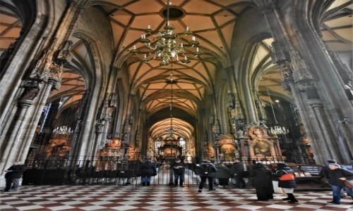 Zdjecie AUSTRIA / Stolica / Wiedeń / Wiedeń, katedra św. Stefana