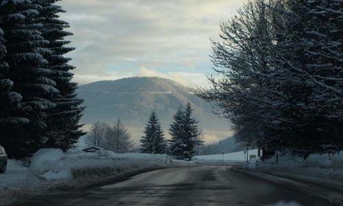 Zdjęcie AUSTRIA / Karyntia / Bad Kleinkirchenheim / Droga z St. Oswald