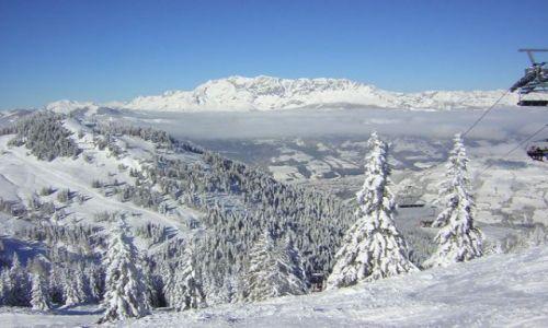 Zdjecie AUSTRIA / Austria / Austria /  śniegowa bajka