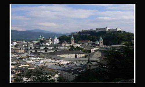 Zdjecie AUSTRIA / brak / Salzburg / festung