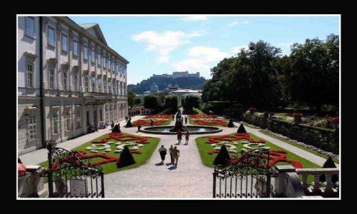 Zdjęcie AUSTRIA / brak / Salzburg / mirabell