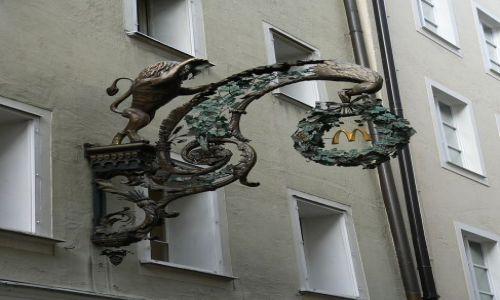 Zdjęcie AUSTRIA / brak / Salzburg / Mc Donald's