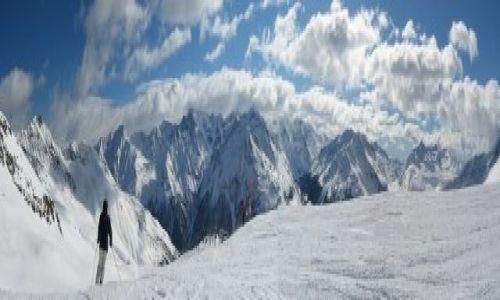 Zdjecie AUSTRIA / Solden / Lodowiec / Panorama Alpejska