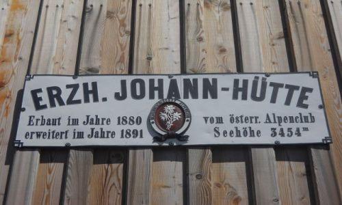 Zdjecie AUSTRIA / Taury Wielkie / okolice Grossglockner / Erzh. Johann-hutte