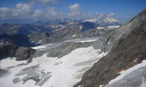 Zdjęcie AUSTRIA / Taury Wielkie / okolice Grossglockner / widoczki