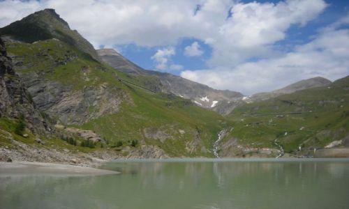 Zdjęcie AUSTRIA / Taury Wielkie / okolice lodowca Pasterze / alpy