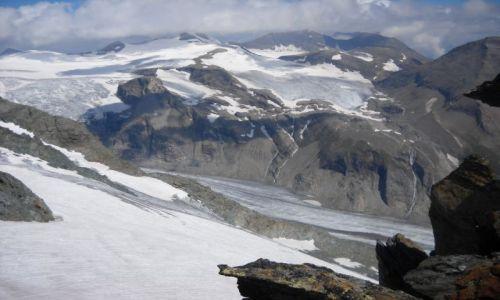 Zdjęcie AUSTRIA / Taury Wielkie / okolice Grossglocner / Alpy