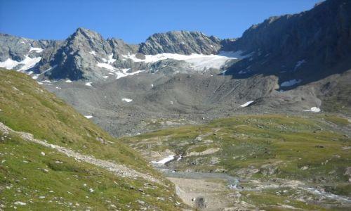 Zdjęcie AUSTRIA / Taury Wielkie / okolice Salmhutte / Alpy