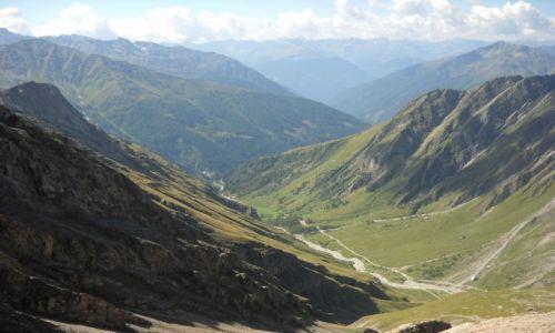 Zdjęcie AUSTRIA / Taury Wielkie / Pfortscharte / Alpy
