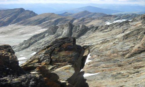 Zdjecie AUSTRIA / Taury Wielkie / okolice Grossglocner / Alpy