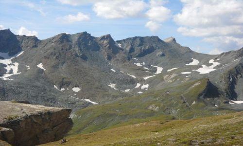 Zdjecie AUSTRIA / Taury Wielkie / okolice schroniska Studlhutte / Alpy