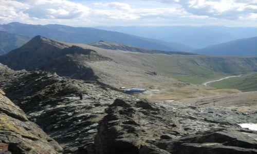 Zdjęcie AUSTRIA / Taury Wielkie / okolice Grossglocner / a w dole Studlhutte
