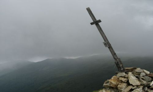Zdjęcie AUSTRIA / Alpy / Karyntia / W drodze na szczyt
