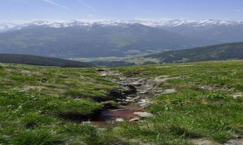 Zdjecie AUSTRIA / Tyrol / Kitzbüheler Horn-2000 m. / strumyk