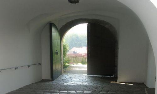 Zdjecie AUSTRIA / oberösteraich / Linz / drzwi
