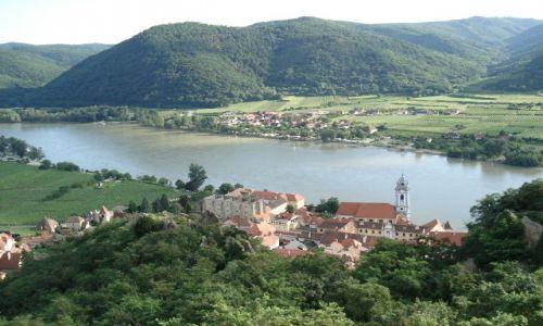 Zdjecie AUSTRIA / Wachau / Durnstein / Dolina Dunaju