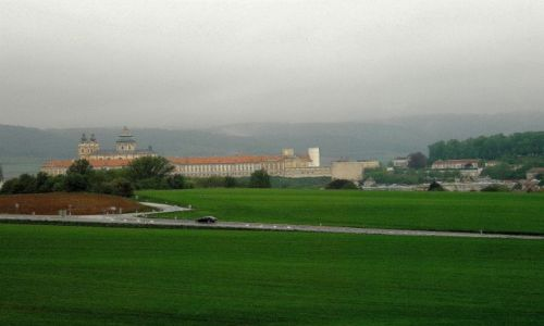 Zdjęcie AUSTRIA / Dolna Austrai / Melk / Opactwo w Melk