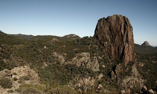 Zdjecie AUSTRIA / - / Warrumbungle National Park / Warrumbungle National Park