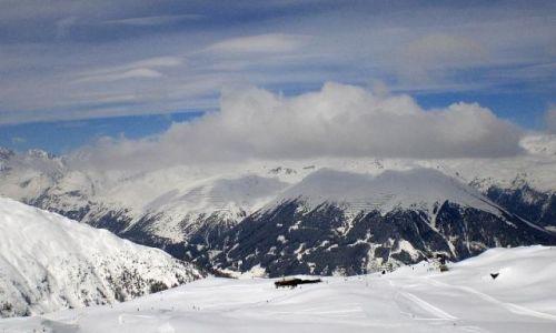 Zdjęcie AUSTRIA / -Tyrol Wschodni / Kals am Grossglockner / Trochę zimy
