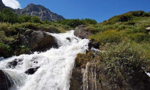 Zdjecie AUSTRIA / Tirol / Dolina Pitztal / W drodze na Kaunergrat-2817m npm