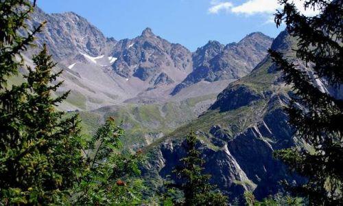 Zdjecie AUSTRIA / Tirol / Dolina Pitztal / Wsch.str doliny Pitztal