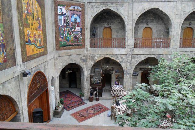 Zdjęcia: Baku, Zakukazie, Karawanseraj w Baku, AZERBEJDżAN