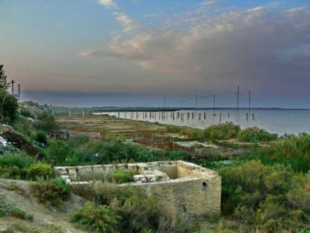 Zdjęcia: Qobustan, Wybrzeże Morza Kaspijskiego, Ekologia uber alles!, AZERBEJDżAN