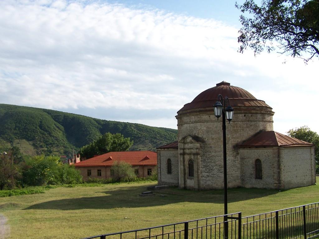 Zdjęcia: Seki, Seki, muzeum historyczne, AZERBEJDżAN