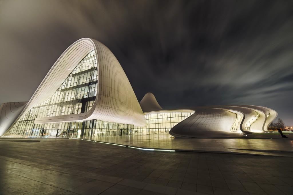 Zdjęcia: Baku, Baku, Heydər Əliyev Mərkəzi, AZERBEJDżAN