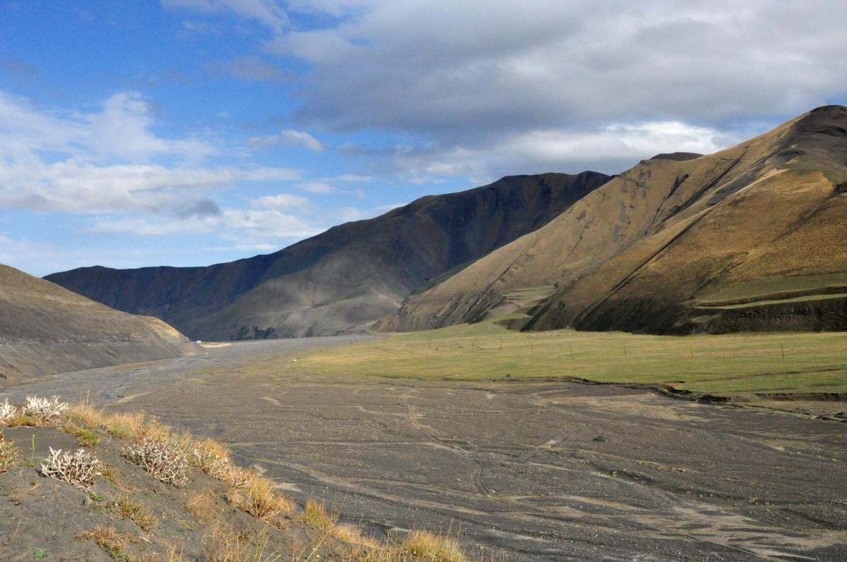 Zdjęcia: w drodze do Xinaiq, Xinaliq, Dolina, AZERBEJDżAN