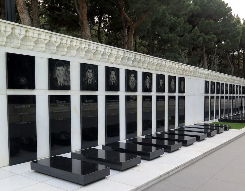 Zdjęcia: Baku, Baku, Aleja Męczenników, Baku, AZERBEJDżAN