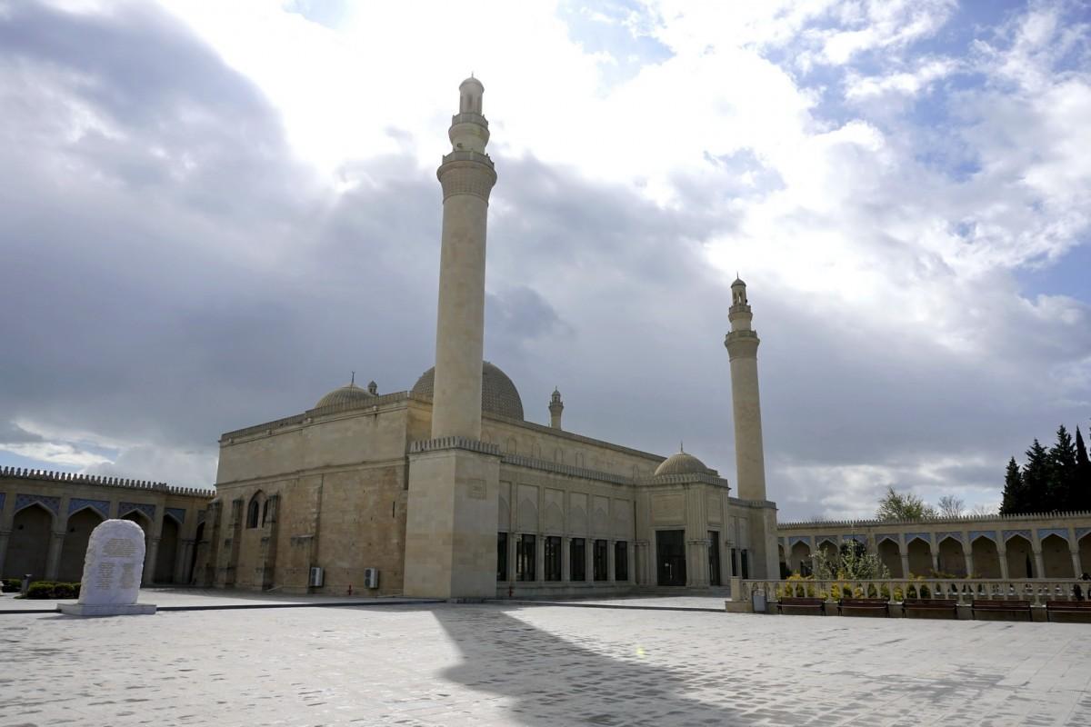 Zdjęcia: Szamachy, Szirwan, Meczet Dżuma w Szamachy, AZERBEJDżAN