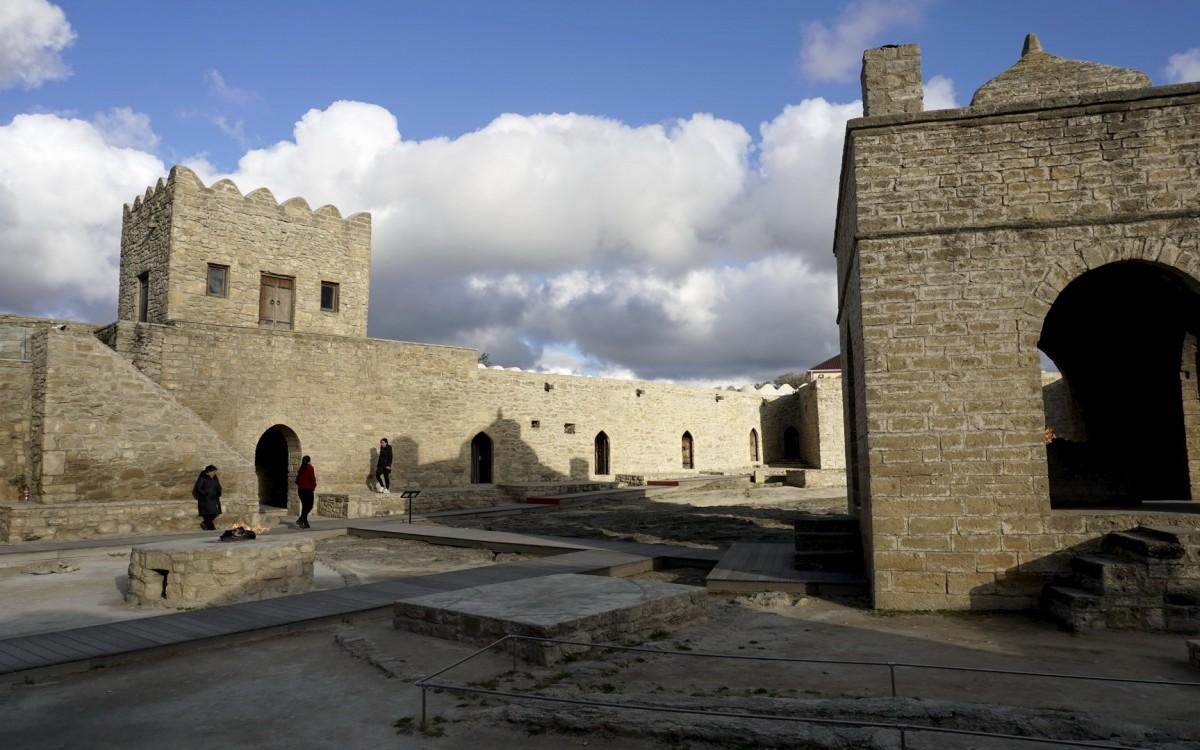 Zdjęcia: Surachany, Baku, Ateszgiach – świątynia czcicieli ognia, AZERBEJDżAN