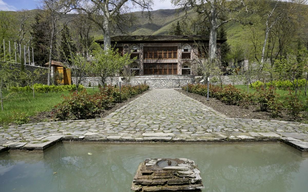 Zdjęcia: Szeki, Szeki, Pałac Chanów Szeki, AZERBEJDżAN