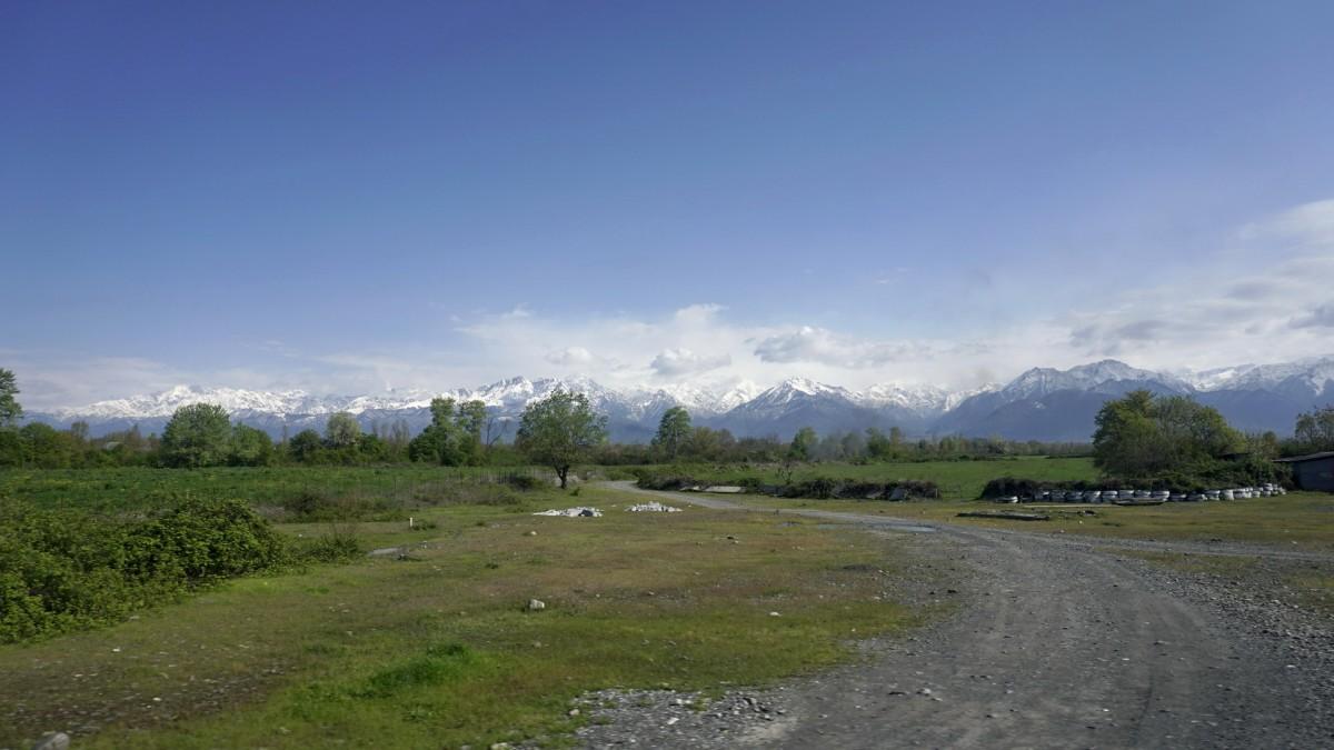 Zdjęcia: Gabała, Szeki, Wielki Kaukaz w Azerbejdżanie, AZERBEJDżAN