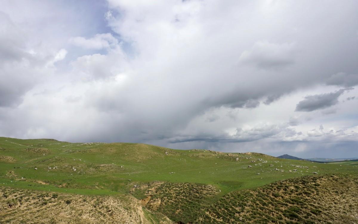 Zdjęcia: Maraza, Szirwan, Bezleśny krajobraz wschodniego Azerbejdżanu, AZERBEJDżAN