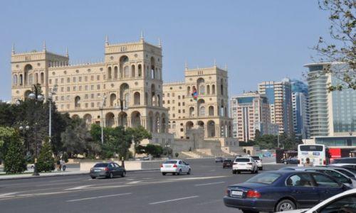 AZERBEJDżAN / Baku / Baku / Dom Sowietów