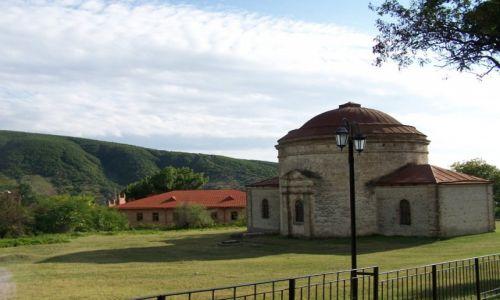 AZERBEJDżAN / Seki / Seki / muzeum historyczne