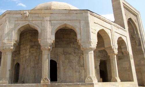 Zdjęcie AZERBEJDżAN / Baku / Iceri Seher / Pałac Shirvanshah