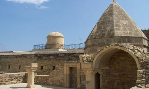 Zdjęcie AZERBEJDżAN / Baku / Iceri Seher / Mausoleum Dervishów