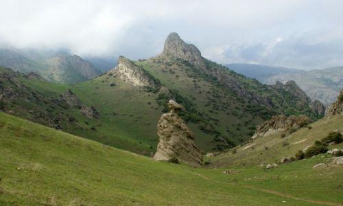 Zdjecie AZERBEJDżAN / - / Azerbejdżan / Góry Tałyszkie