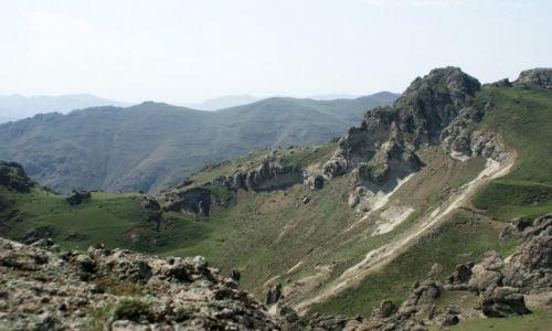 Zdjecie AZERBEJDżAN / - / Azerbejdżan / Pogranicze Azerbejdżanu z Iranem