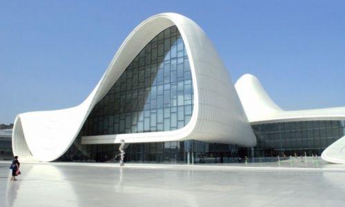 Zdjęcie AZERBEJDżAN / - / Baku / centrum H. Aleyewa