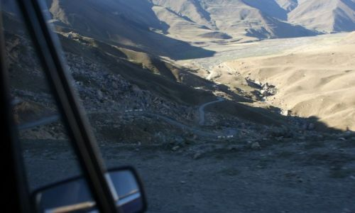 Zdjęcie AZERBEJDżAN / Kaukaz / Chinaliq / nadal podrózujemy