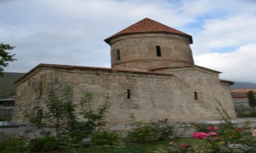 Zdjęcie AZERBEJDżAN / Szeki / Kisz / Kościół albański