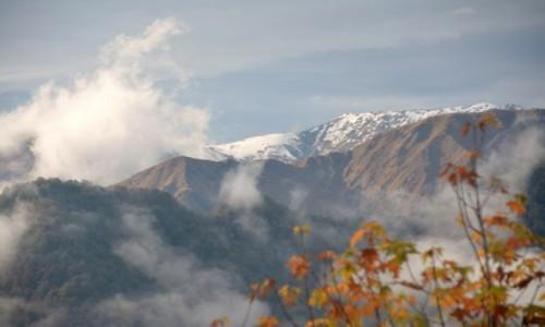 Zdjęcie AZERBEJDżAN / Balakan / Rezerwat przyrody Zagatala / Jak to w górach